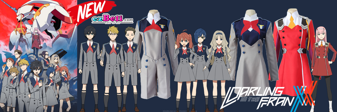 Darling in the Franxx May18