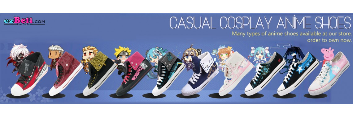 casual shoes Sep2018