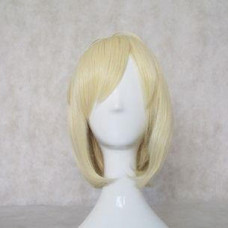 Blue Exorcist Shiemi Moriyama Light Blonde Cosplay Wig