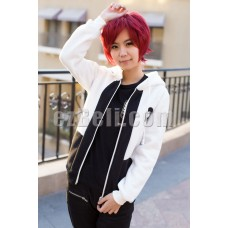 Strike the Blood Kojō Akatsuki Cosplay Hoodie Jacket