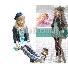 New! Amnesia Heroine Cosplay Costume