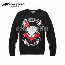 New! Official Original Crows Zero Rabbit Stylish Sweater