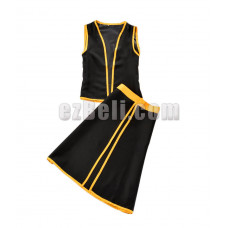 New! Fairy Tail Natsu Dragneel Cosplay Costume