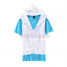 New! Vocaloid Heat Haze Project (Kagerou Project) Hibiya Amamiya Cosplay Costume