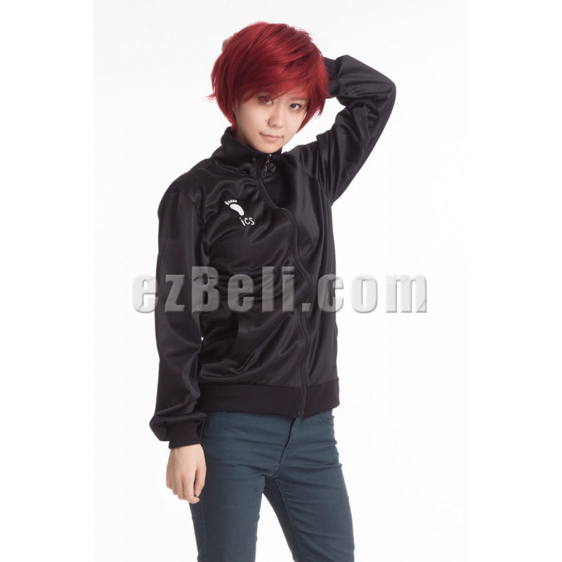 New! Haikyū!! Karasuno High School Cosplay Jacket Costume Ready Made