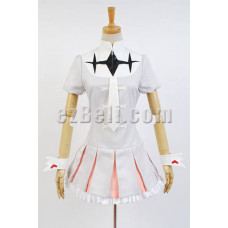 New! Kill La Kill Nonon Jakuzure White Cosplay Costume