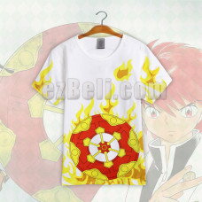 New! kyōkai No Rinne Rokudou Rinne Casual Shirt