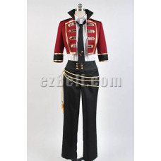 New! Marginal#4 Idol of Supernova Kirihara Atom Cosplay Costume