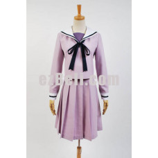 New! Noragami Hiyori Iki Uniform Cosplay Costume