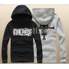 New! One Piece Sweater Hoodie Jacket