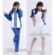 New! The Prince Of Tennis Seigaku Cosplay Costume