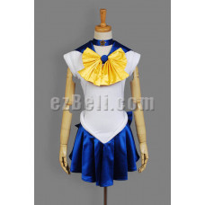 New! Sailor Moon Sailor Uranus Haruka Tenou Cosplay Costume