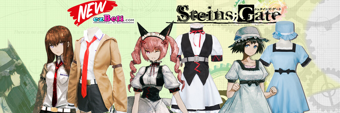 Steins Gate Jul18