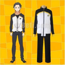 New!  Re: Life in a Different World from Zero Subaru Natsuki Cosplay Costume
