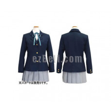 K-On Hirasawa Yui School Uniform Cosplay Costume