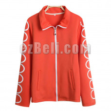 New! One Piece Usopp Cosplay Sweater Jacket