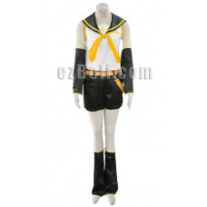 Vocaloid Cosplay Costume - Kagamine Rin