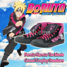 New! Anime Boruto: Naruto Next Generations Boruto Uzumaki Casual Cosplay Sneakers Shoes