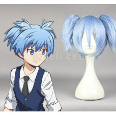 New! Ansatsu Kyoushitsu / Anime Assassination Classroom Shiota Nagisa Cosplay Wig