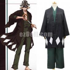 New! Anime Bleach Urahara Kisuke Kimono Cosplay Costume
