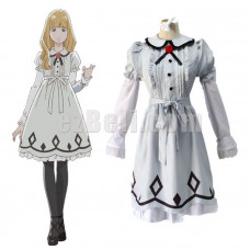 New! Anime Carole & Tuesday Tuesday Simmons Chuzudei Lolita Dress Cosplay Costume