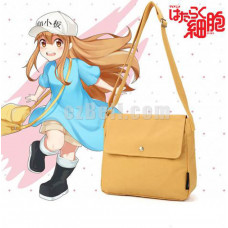 New! Cells at Work Cosplay Costume Platelet Cosplay Hataraku Saibou Anime Cosplay Shoulder Bag