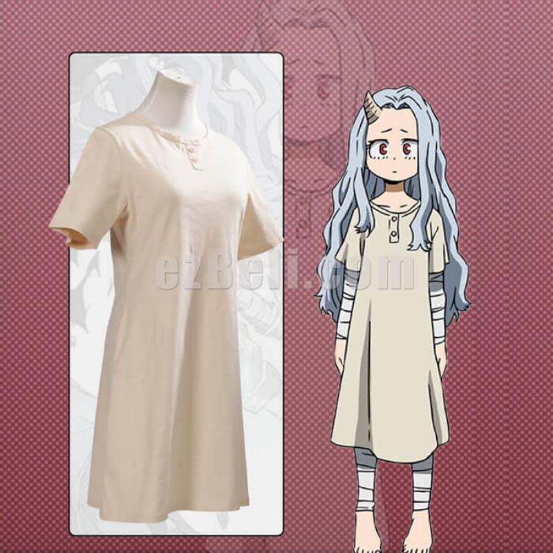 New! My Hero Academia Boku no Hero Academia Eri Dress Cosplay Costume