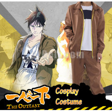 New! Anime Hitori no Shita The Outcast Under One Person Feng BaoBao Zhang Chu LAN Cosplay Costume