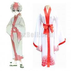 New! Anime Hoozuki no Reitetsu Kingyosou kimono Cosplay Costumes Cosplay Wig Set