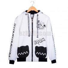New! Kantai Collection Shimakaze Hoppou Seiki Sweatshirts Hoodie Jacket Type 3