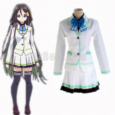 New! Anime Myriad Colors Phantom World Izumi Reina College Japanese Girls School Uniforms Costume