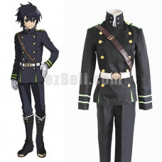 New! Anime Seraph Of The End Owari no Seraph Yuichiro Hyakuya Uniform Cosplay Costume