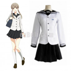 New! Anime Prince of Stride Protagonist Honan Academy Sakurai Nana School Uniform Cosplay Costume