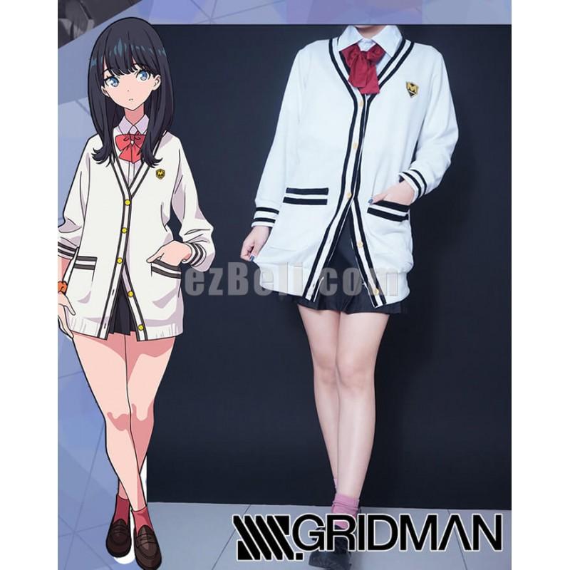 New! Anime SSSS.GRIDMAN Cosplay Rikka Takarada Cosplay Costume