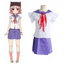 New! Anime Gakkou Gurashi! School-Live! Yuki Takeya Cosplay Costume