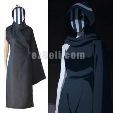 New! Anime Tokyo Ghoul 2nd Kurona Yasuhisa Black Hoodie Cloak Cosplay Costumes