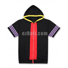 New! Ansatsu Kyoushitsu / Assassination Classroom Koro-sensei Short Sleeves Jacket Hoodie