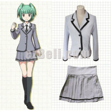 New! Ansatsu Kyoushitsu / Assassination Classroom Girls School Uniform Cosplay Costume