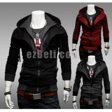 New! Assassin's Creed Revelations Hoodie Jacket Type 2