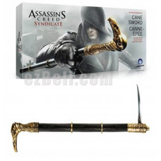 New! Assassin's Creed 6 Syndicate Cane Sword Cosplay Prop