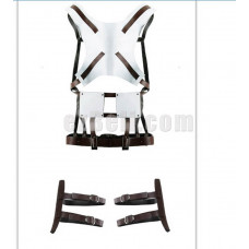 Attack on Titan 進撃の巨人 Shingeki no Kyojin Belts Harness Cosplay Straps