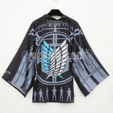 New! Attack on Titan Stylish Cloak Clothing