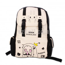 New! Kantai Collection Shimakaze Hoppou Seiki Casual Cosplay Backpack School Bag