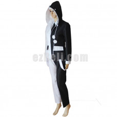 New! Anime Super Dangan Ronpa 2 cosplay Danganronpa Monokuma Long Pants costume