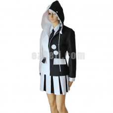 New! Anime Super Dangan Ronpa 2 cosplay Danganronpa Monokuma Skirt Costume