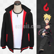 New! Boruto Uzumaki Cosplay Jacket