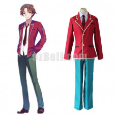 New! Anime Classroom of the Elite Ayanokoji Kiyotaka Japanese School Uniform Cosplay Costume