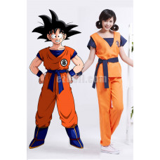 New! Dragon Ball Z Costume Type B