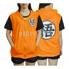 New! Dragon Ball Z Long/Short Sleeves Hoodie Jacket Type A