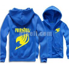 New! Fairy Tail Stylish Hoodie Jacket
